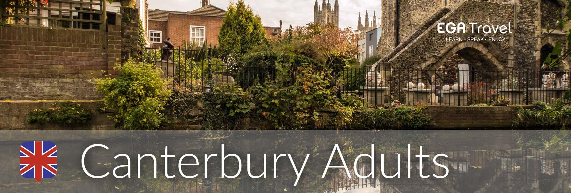 Canterbury Adultos Inmersión Lingüística Reino Unido