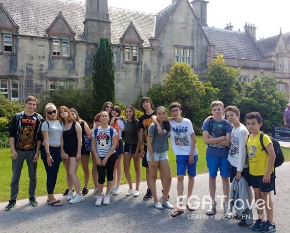 County Meath viaje inmersión lingüística Irlanda jóvenes