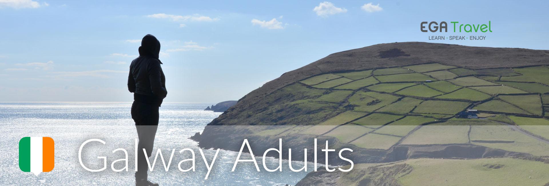 Programa Inmersión Lingüística Adultos en Galway Irlanda