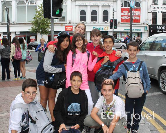 Programa Inmersión Lingüística en Irlanda Trimestre Escolar
