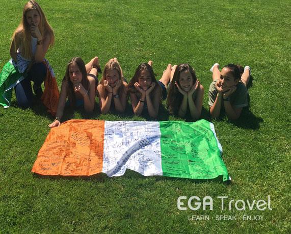 Viaje Jóvenes Semana Lingüística Dublín