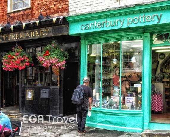 Canterbury Adultos Inmersión Lingüística Reino Unido aprender inglés