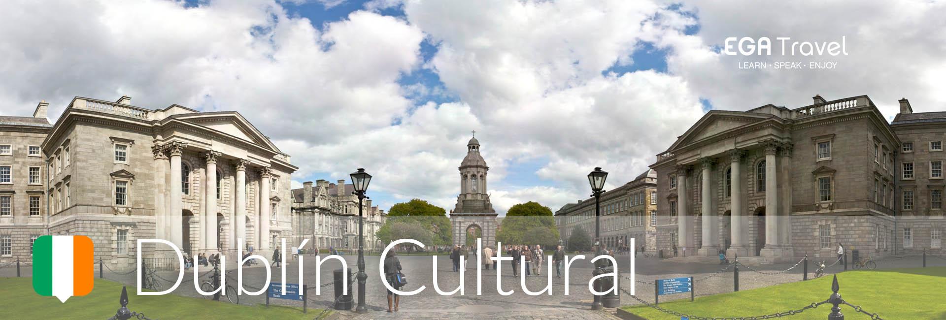 Viaje Jóvenes Semana Cultural Dublín