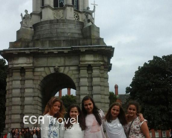 Viaje jóvenes Dublín semana cultural