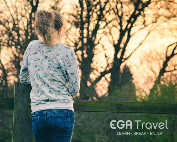 Au Pair Irlanda Inglaterra EGA Travel