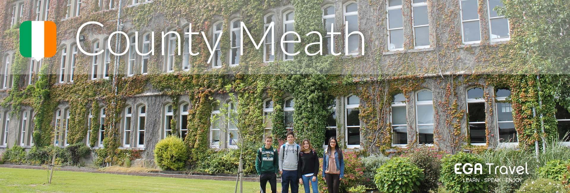 Programa Inmersión Lingüística Irlanda Jóvenes County Meath