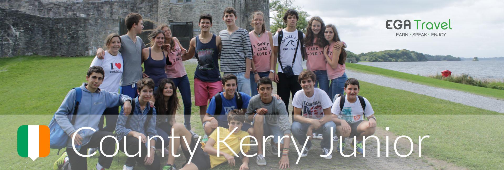 Programa County Kerry Inmersión Lingüística Irlanda