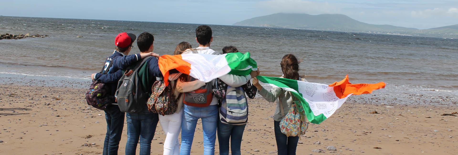 Programa Inmersión Lingüística en Irlanda jóvenes