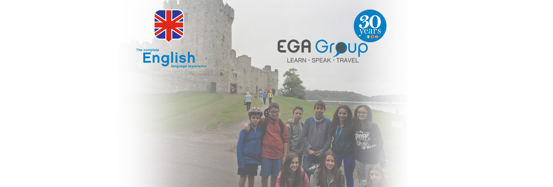 EGA Group | The Complete English Language Experience