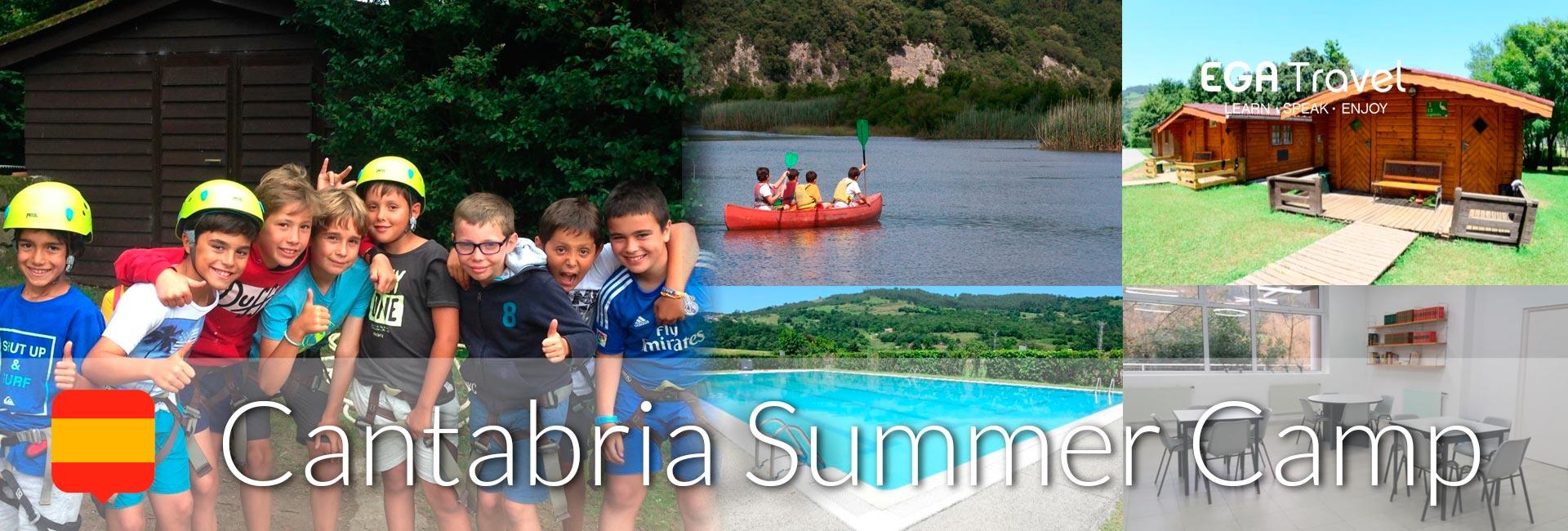 Campamento Verano Inglés Cantabria