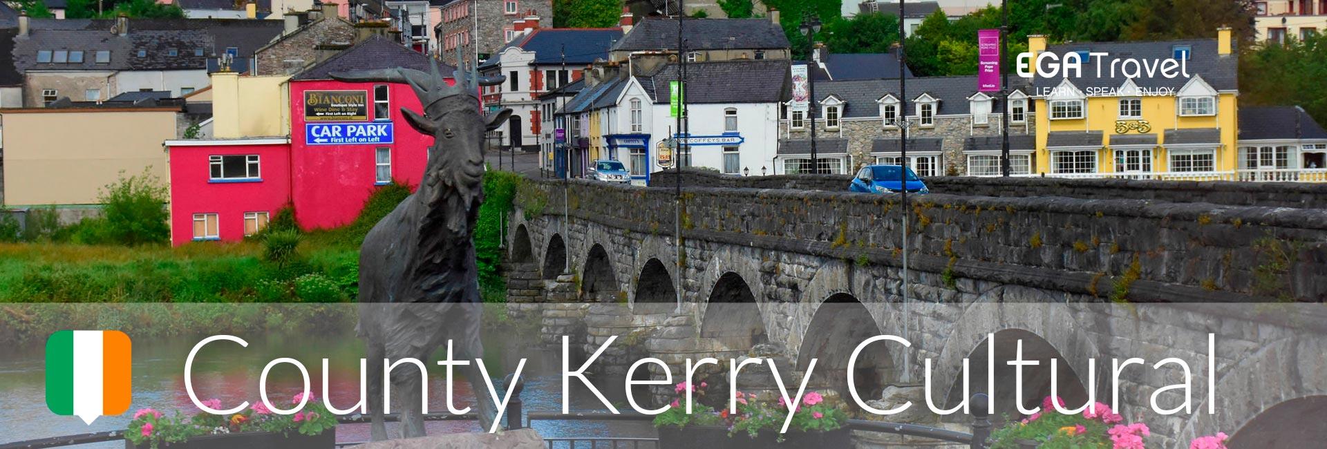 Semana Cultural County Kerry Irlanda