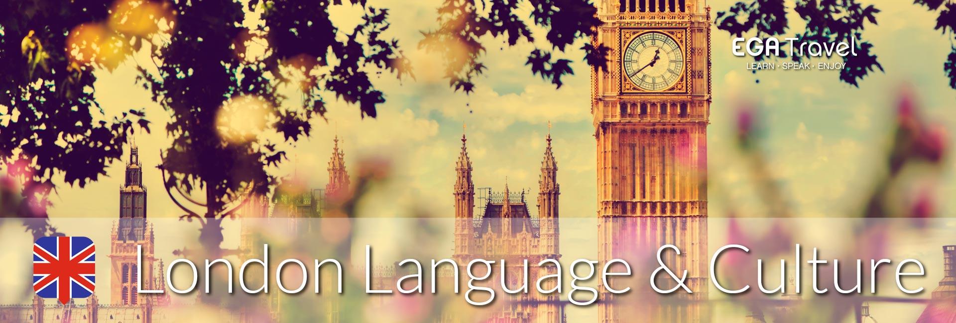 Programa aprender inglés Londres verano