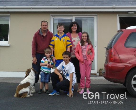 Programa Homestay Inmersión Lingüística Irlanda Jóvenes