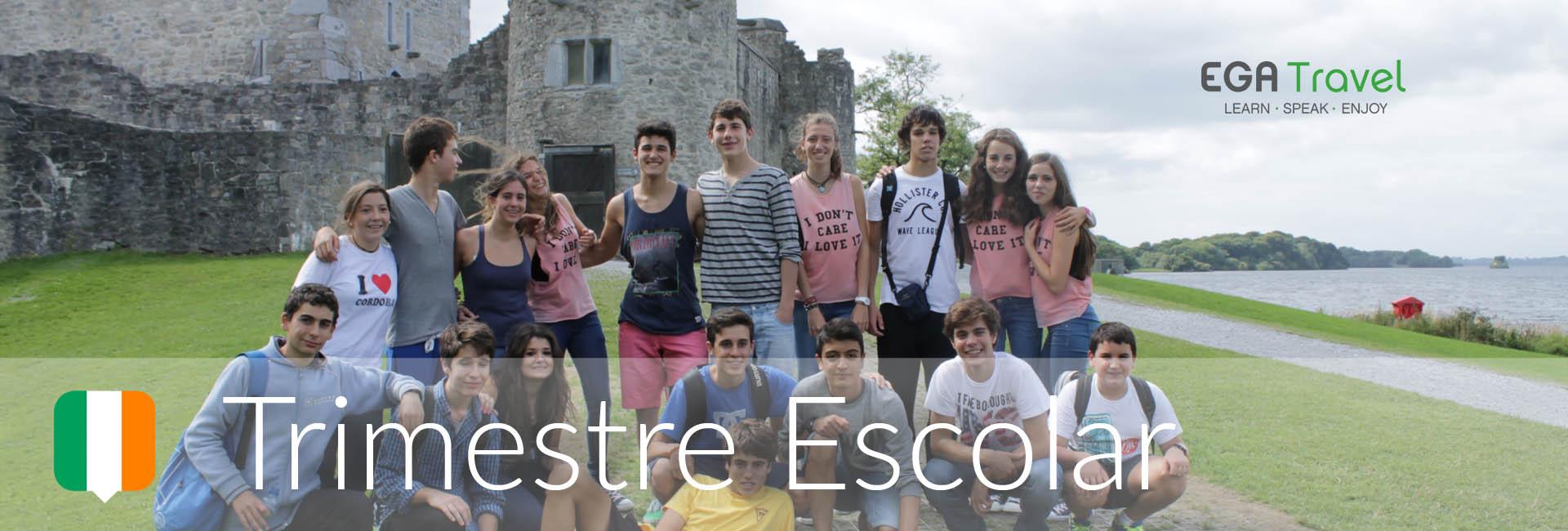 Inmersión Lingüística en Irlanda Trimestre Escolar