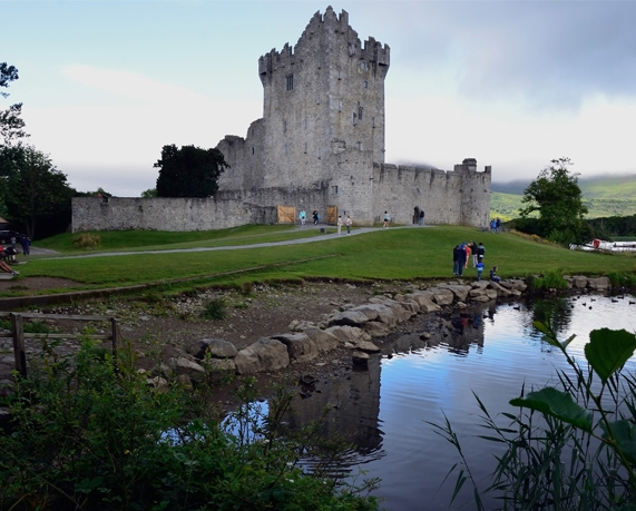 County Kerry Irlanda Semana Cultural