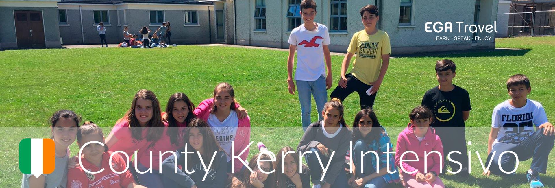 Curso Intensivo aprender inglés verano Irlanda jóvenes niños