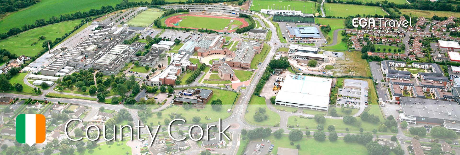 Estudiar inglés en Cork